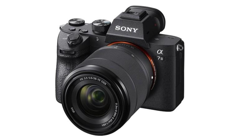 Камера Sony a7 III представлена официально