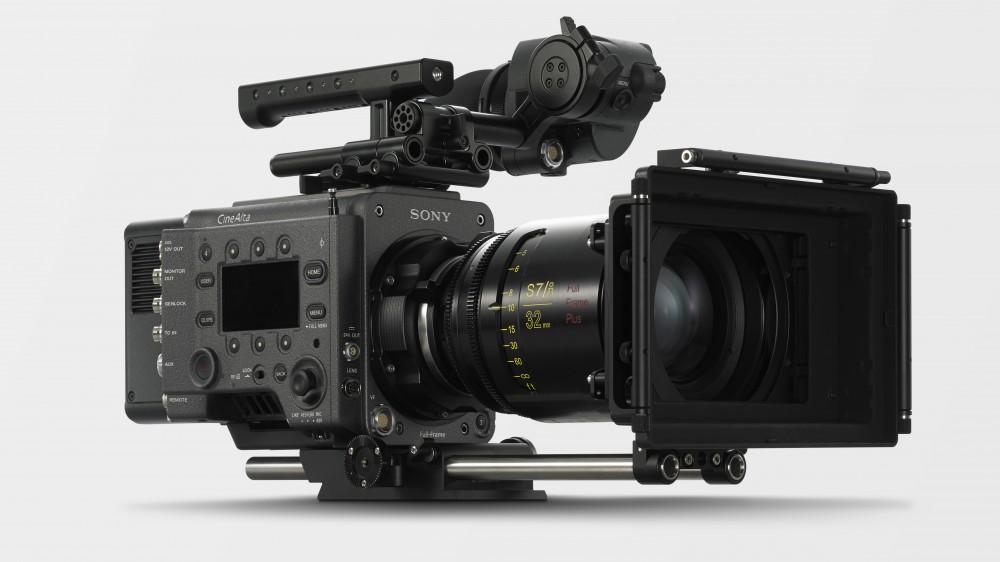 Sony начинает поставки кинокамеры VENICE