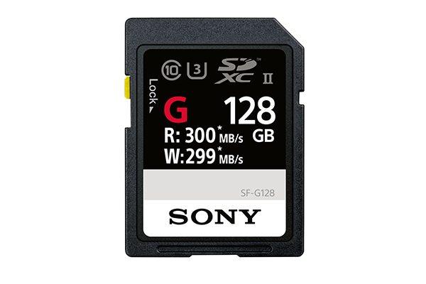 Sony анонсировала самую быструю в мире SD-карту