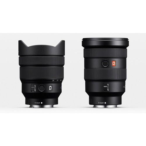 Sony FE 12-24mm F/4 G и Sony FE 16-35mm F/2.8 GM
