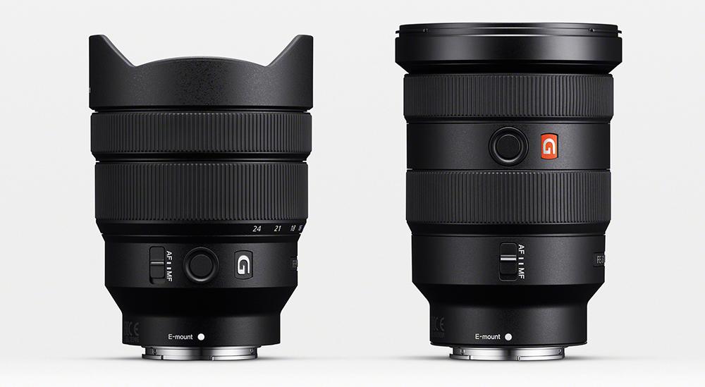 Компания Sony представила 2 широкоугольных объектива под E-байонет