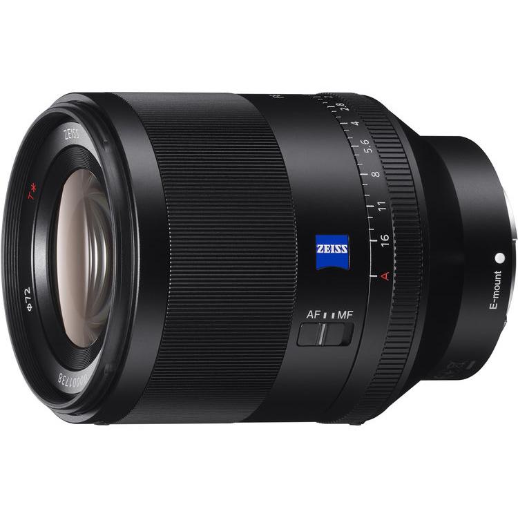 Sony представила Zeiss Planar T* FE 50/1.4 ZA