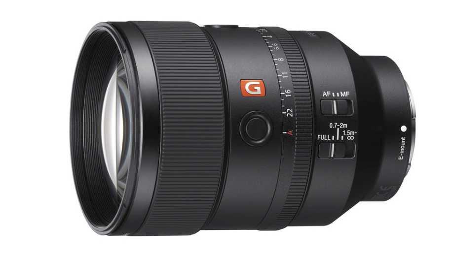 Компания Sony представила объектив FE 135mm f/1.8 GM