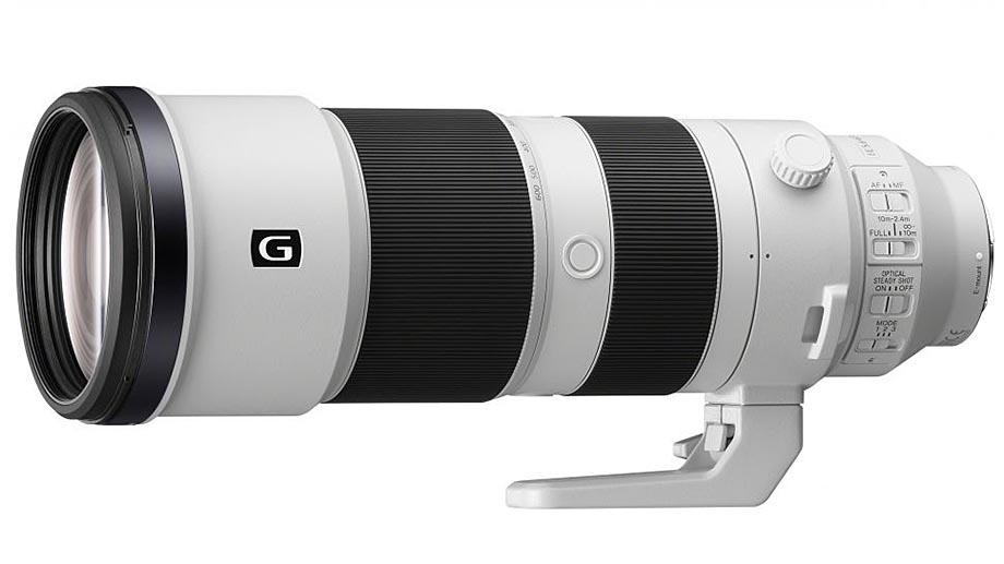 Sony представила супертелезум FE 200-600mm F5.6-6.3 G OSS за $2000