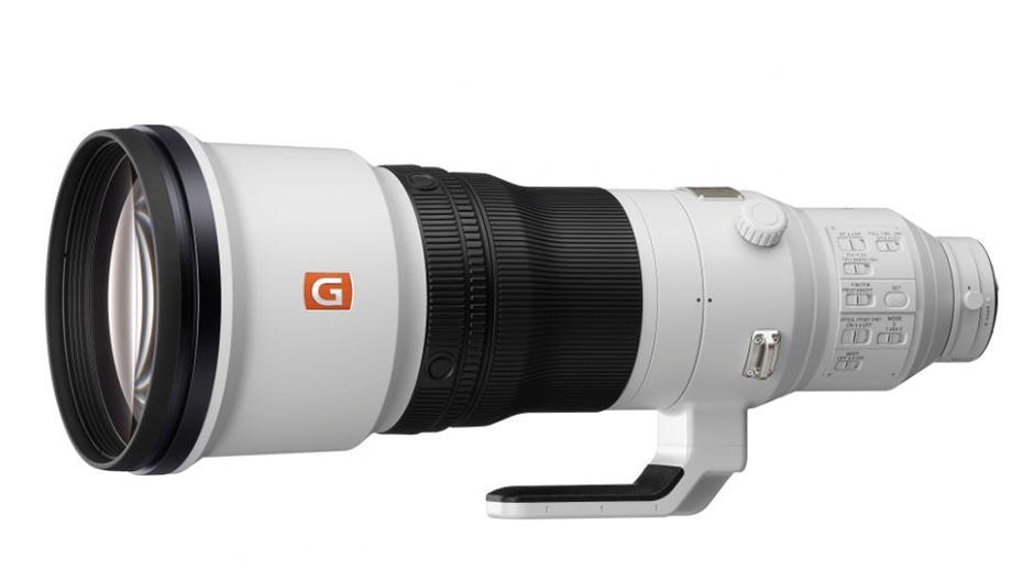Sony анонсировала профессиональный супертелевик Sony FE 600mm F4 GM OSS