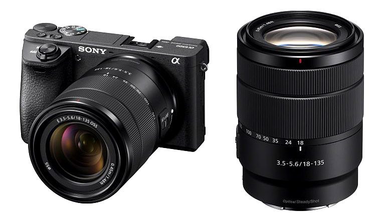 Представлен объектив Sony E 18-135mm OSS