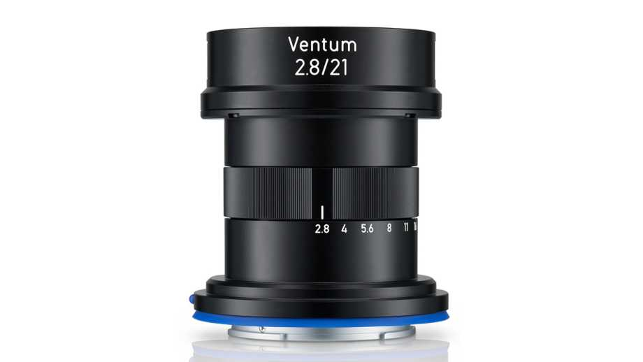 Zeiss Ventum 21mm f/2.8 – объектив для дронов