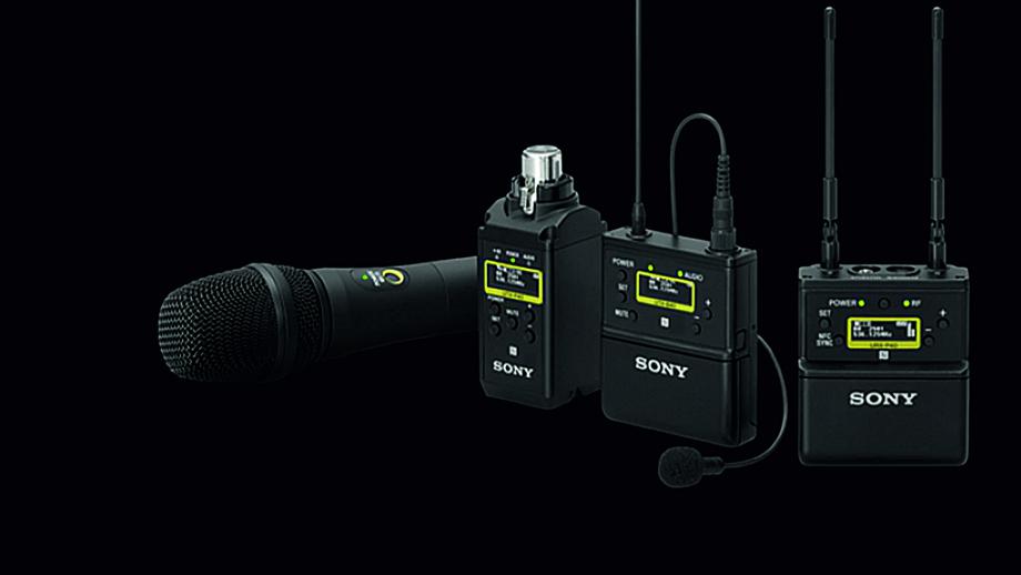 Sony представила беспроводной микрофон UWP-D