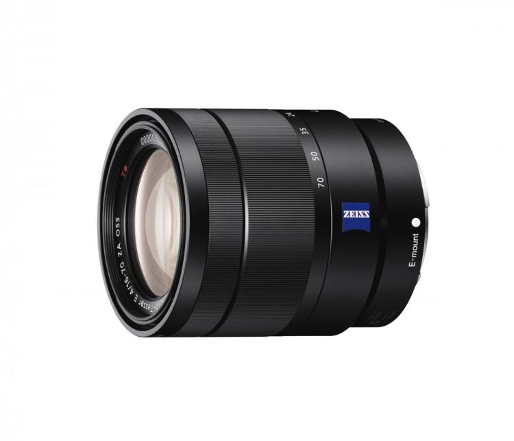 Sony анонсировала объективы 16-70/4, 18-105/4 и 50/1.8 для камер с байонетом E