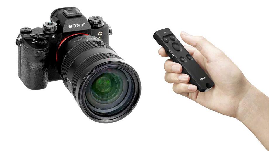 Sony анонсировала RMT-P1BT, новый пульт дистанционного управления камерой