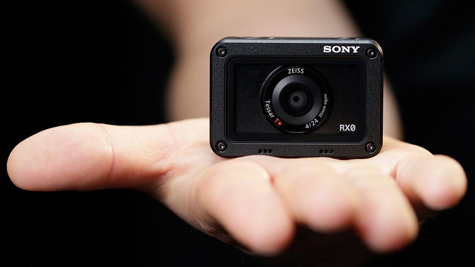 Sony RX0 открывает новую серию экшн-камер