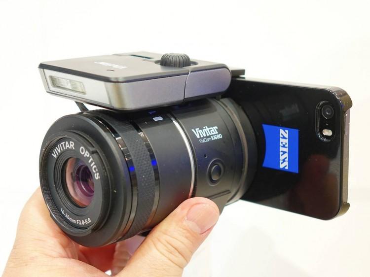 Vivitar IU680 — второй в мире смартограф