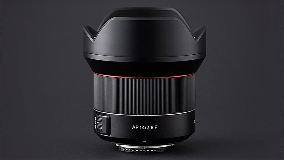 Samyang представил свой первый автофокусный объектив для Nikon, AF 14mm f/2.8 F