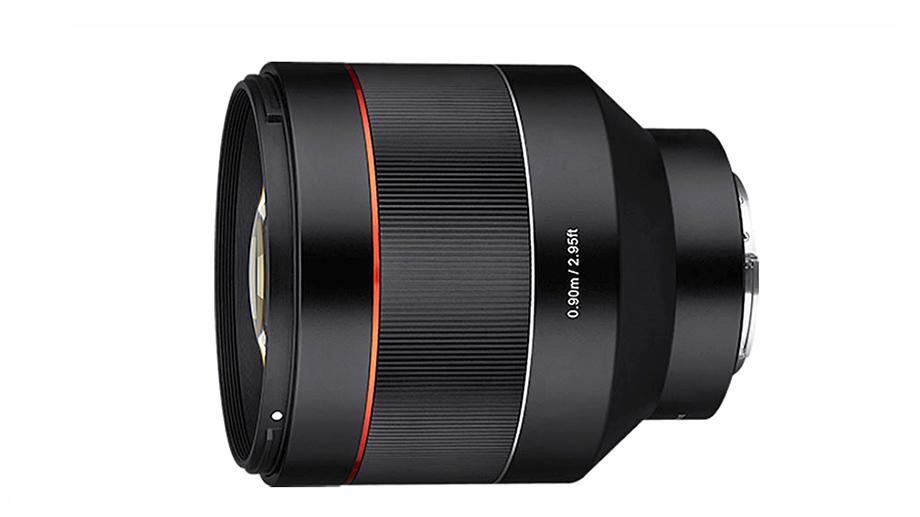 Анонсирован Samyang AF 85mm f/1.4 FE для камер Sony