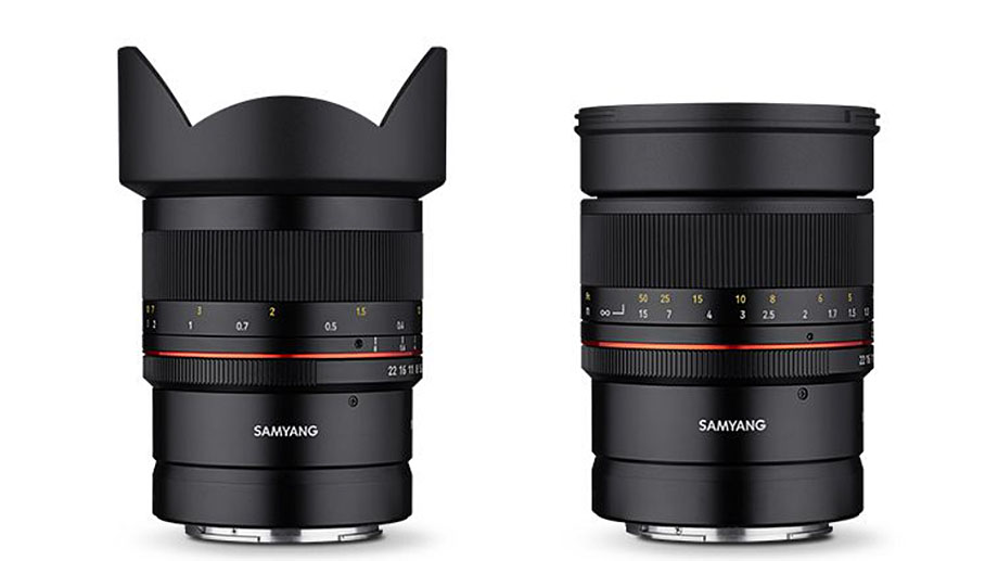 Samyang анонсировал первые бюджетные объективы для Nikon Z, 14mm f/2.8 и 85mm f/1.4