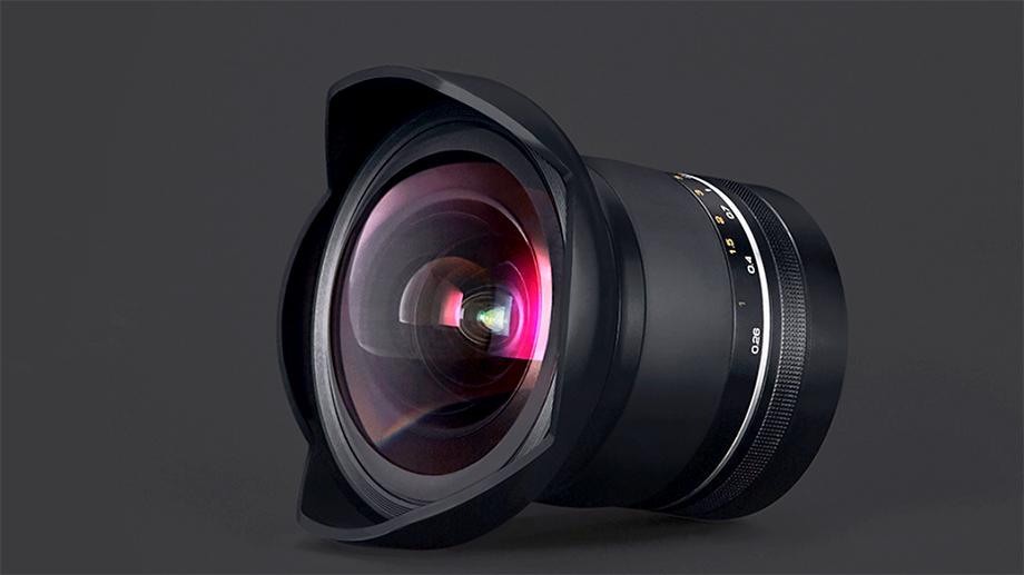 Samyang XP 10mm f/3.5 – самый широкоугольный объектив в мире