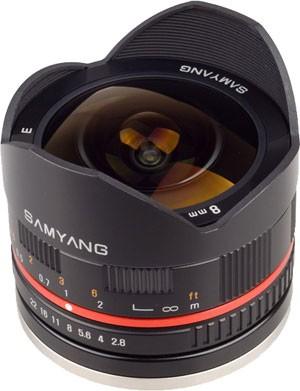 Samyang пересчитает все объективы под байонет Fujifilm X