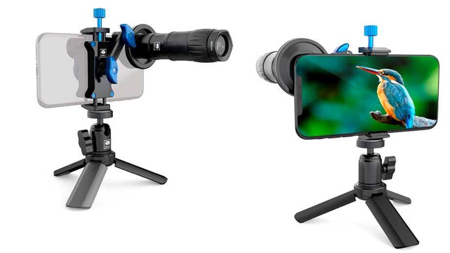 Sirui анонсировала телевик 400 мм и анаморфный объектив для смартфонов