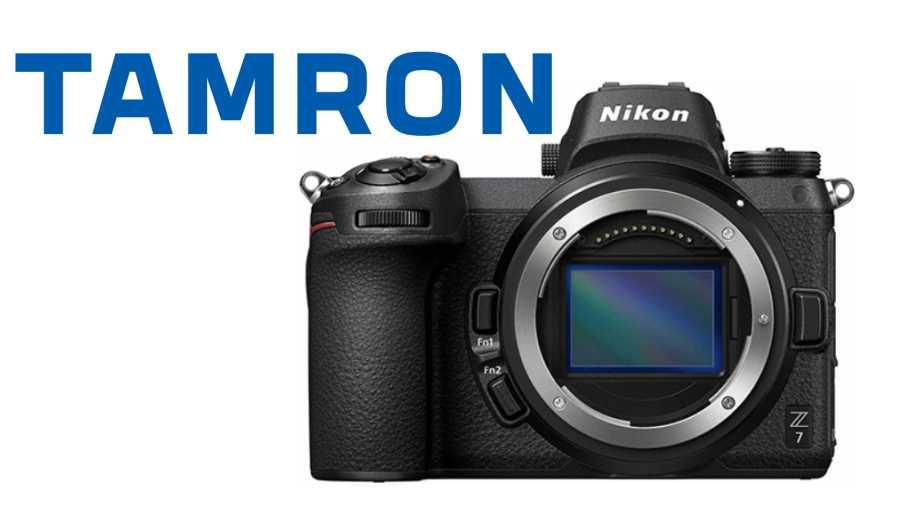 Tamron обновил список оптики, совместимой с камерами Nikon Z