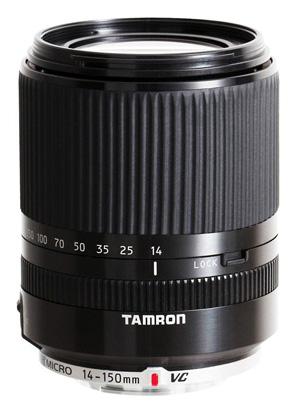 Tamron выпускает объектив 14-150, первое стекло под систему микро-4/3