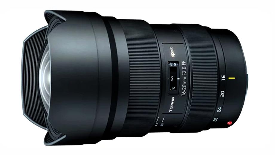 Tokina 16-28mm f/2.8 FF для полнокадровых Canon и Nikon