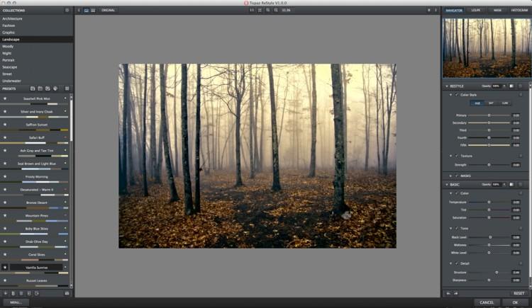 Topaz ReStyle поможет быстро стилизовать фотографию