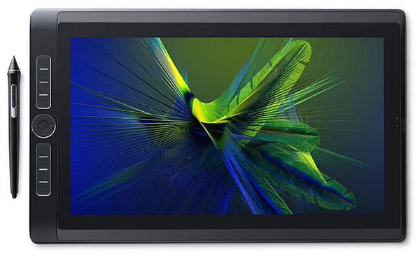 Wacom выпускает революционные компьютеры-планшеты для профессионалов