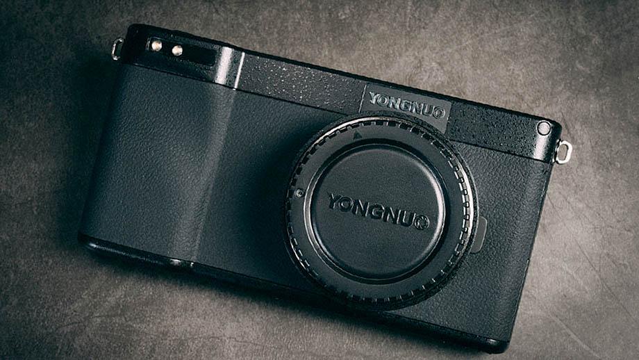 Yongnuo выпускает вторую версию беззеркальной камеры YN450M на Android