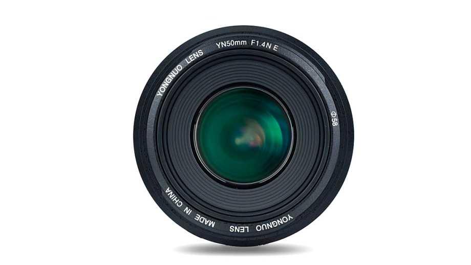 Анонсирован объектив Yongnuo YN 50mm f/1.4N E II под Nikon
