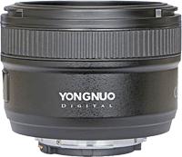Yongnuo выпустила клон Nikon 50/1.8