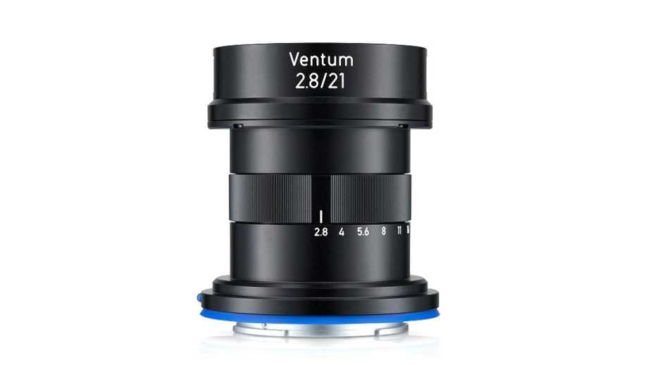 Появились изображения объектива Zeiss Ventum 21mm f/2.8