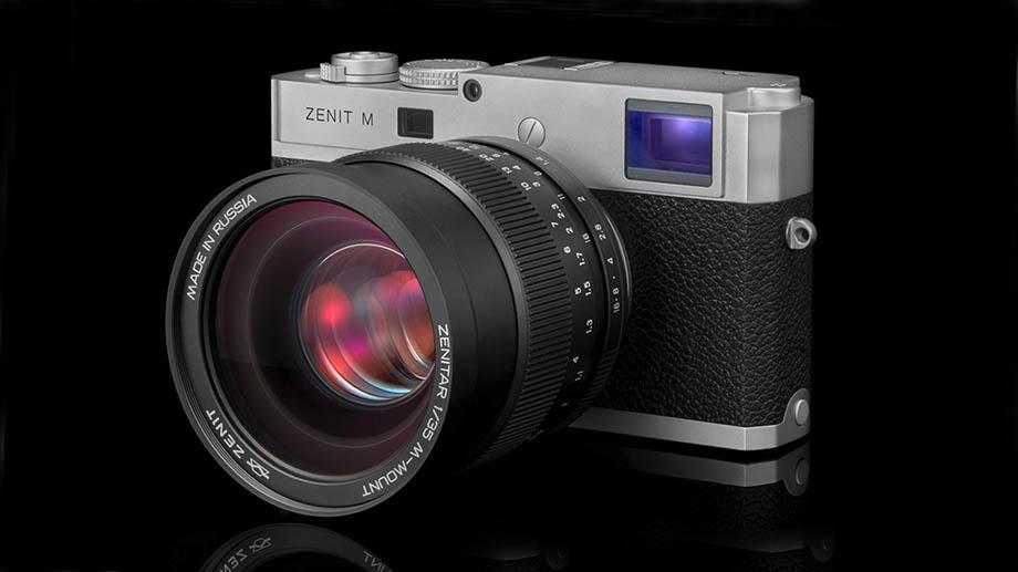 Камера Zenit M теперь продается в США за $7000
