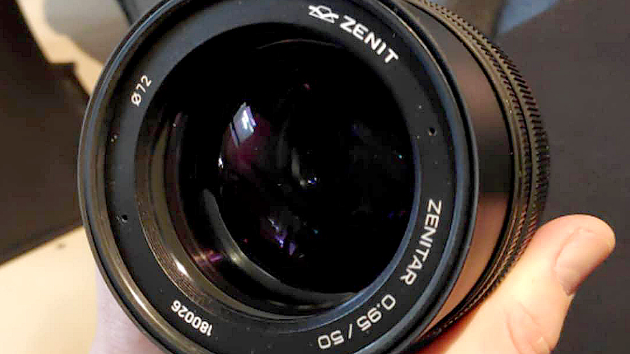 Анонсирован Зенитар 0.95/50 под Sony E