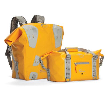 На Фотоярмарке будет представлена новая серия Lowepro DryZone: рюкзак и сумку