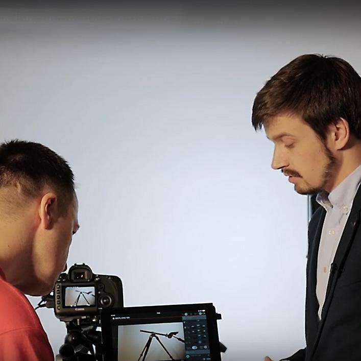 Manfrotto Digital Director. Интервью