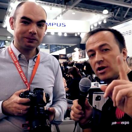 Фотофорум-2016. Интервью с представителями компании Pentax-Ricoh
