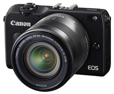 Canon Japan анонсировал свою вторую беззеркальную камеру - EOS M2