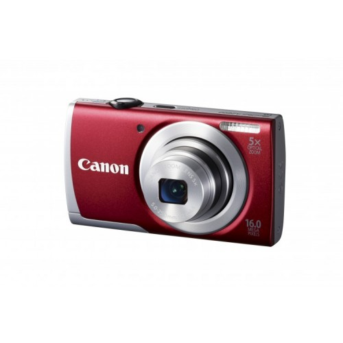 Canon PowerShot A2600 RED