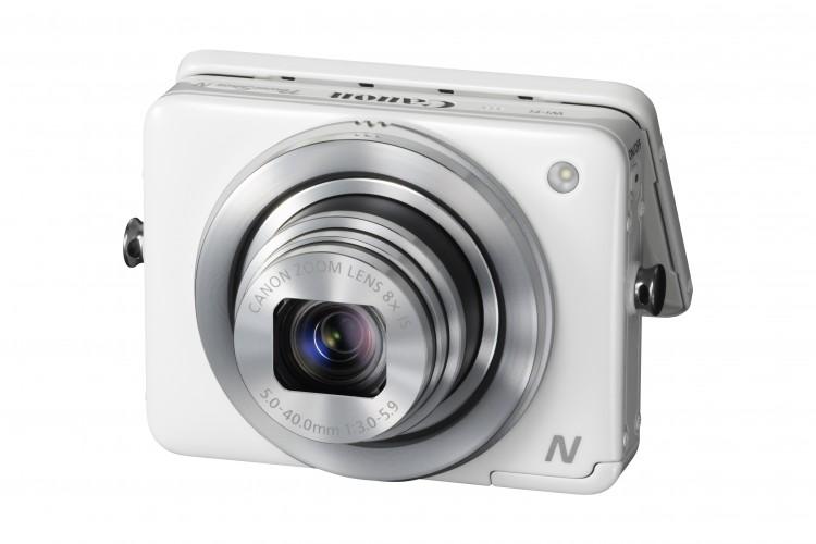 Canon PowerShot N— принципиально новая камера