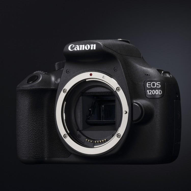Canon представил камеру EOS 1200D