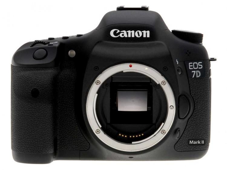 Cерийный Canon EOS 7D Mark II должен быть  представлен на Photokina-2014