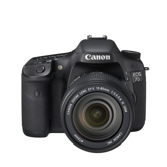 Обновлена прошивка Canon EOS 7D