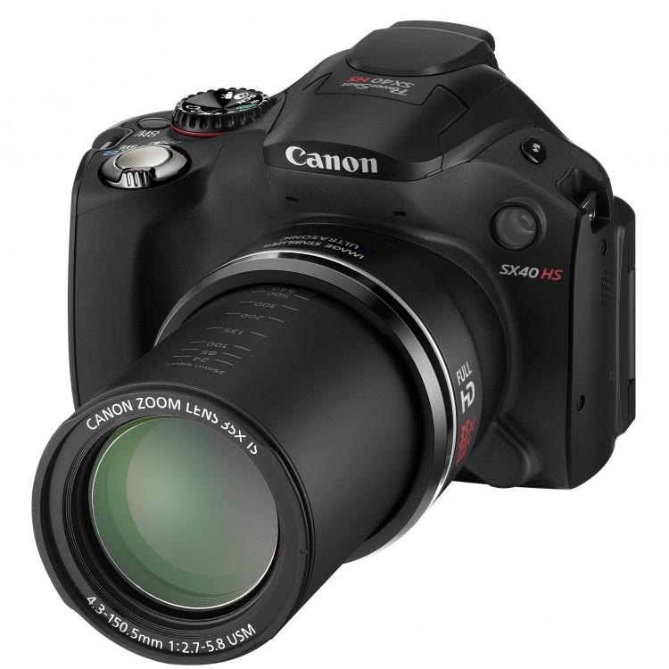 Canon PowerShot SX 40HS