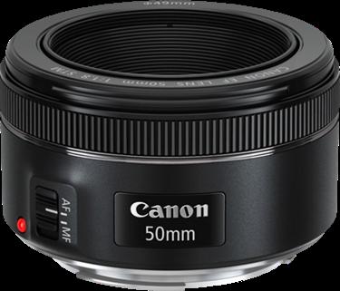 Canon обновил свой самый популярный фикс-объектив – 50мм