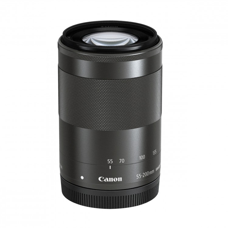 Canon представил телезум для беззеркалок EOS M