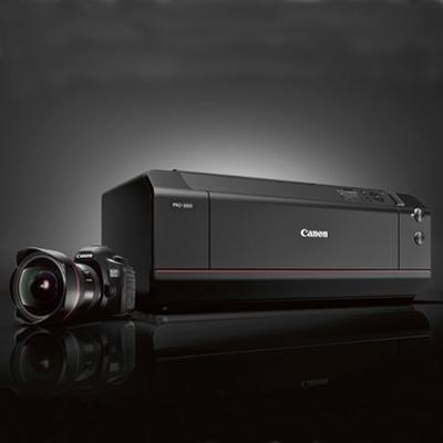 Canon представил новый принтер imagePROGRAF PRO-1000 для профессиональных фотографов