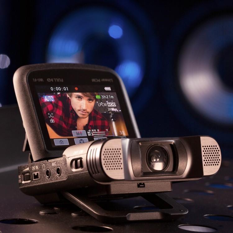 LEGRIA mini X – удобная камера с профессиональными возможностями