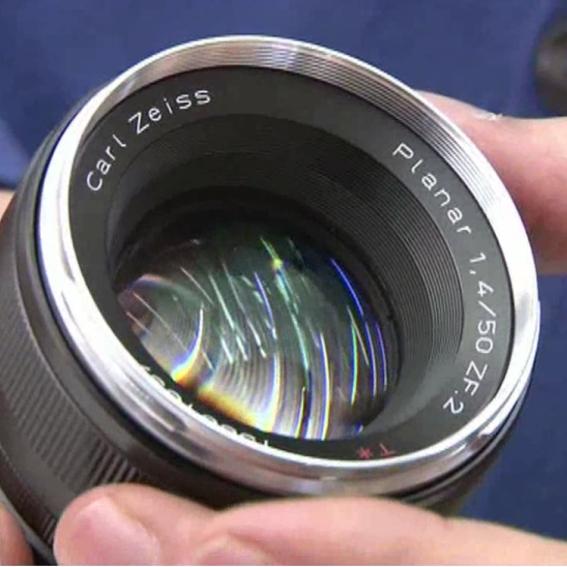Новые объективы Carl Zeiss