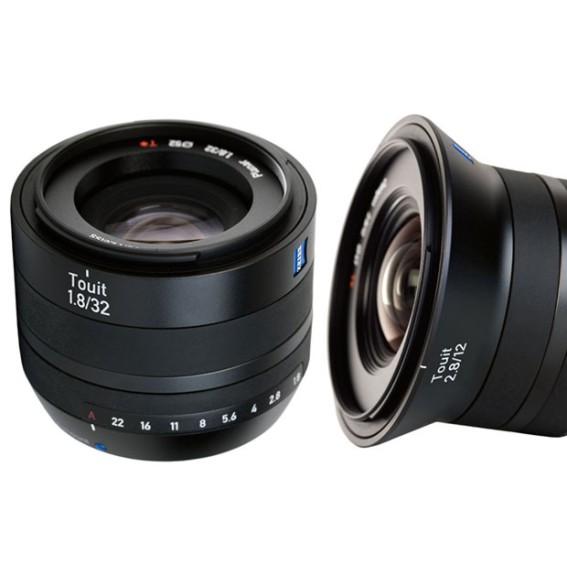 Carl Zeiss анонсировал новую линейку объективов Zeiss Touit для беззеркальных камер