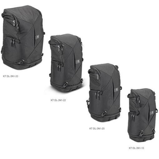 КАТА. Пополнение коллекции D-Light  рюкзаками-сумками 3 в 1